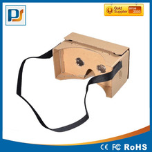 2017 Ultrahard High Quality VR Virtual Reality 3D Glasses Google Cardboard 2.0 Accept Customized Printing