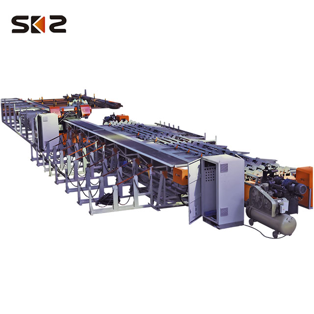 Factory price stud bolt making machine thread rolling machine rolling machine