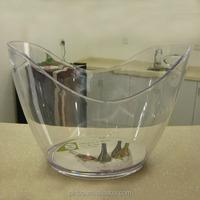 Customized Mini Wholesale Acrylic Ice Bucket