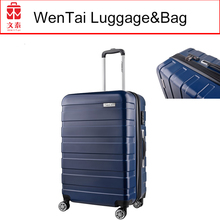 new style rotatable luggage trolley wheel USB Charger Luggage