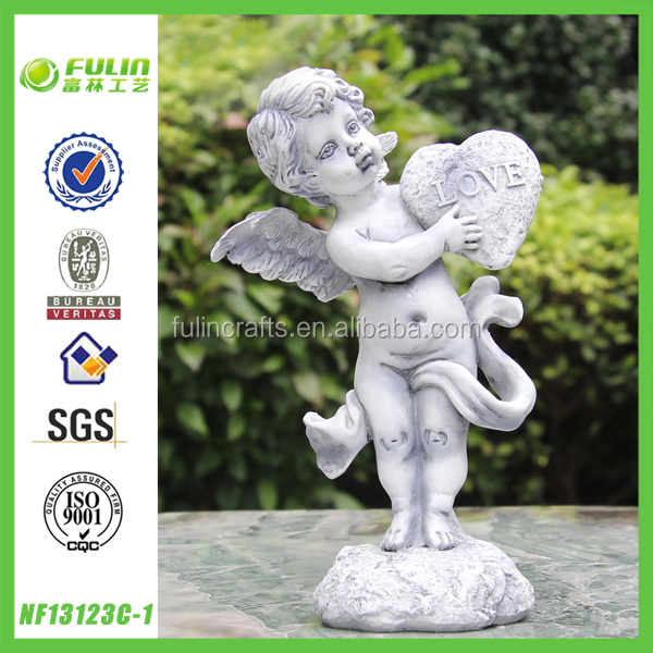 "7.1""Cheap Wholesale Small Angel Figurine"