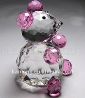 Lovely Crystal Bear