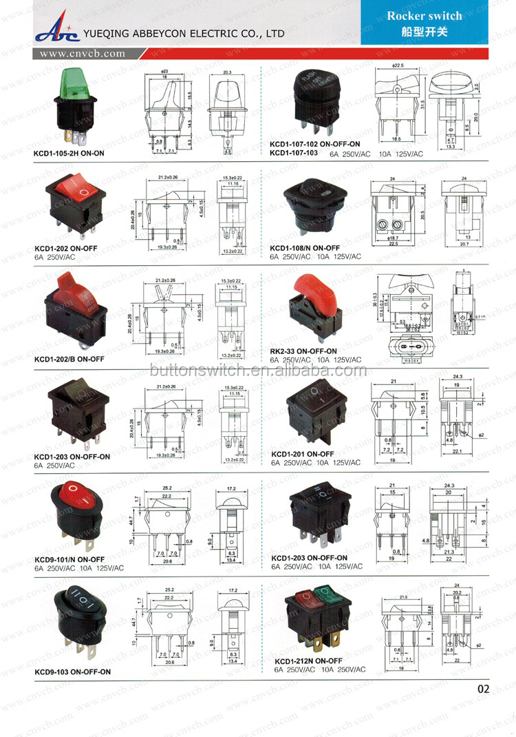 16a 250v Mini 3 Way Rocker Switch T85 T120 T125 55 R11power Tool On Boat Light Abbeycon Catalogue 2