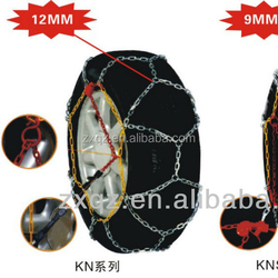 KN Series Snow Tire Chain for Car