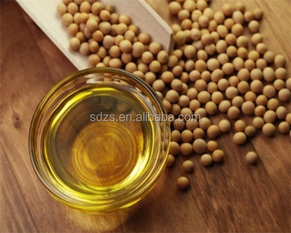 Refined soybean oil for human cooking oil purpose