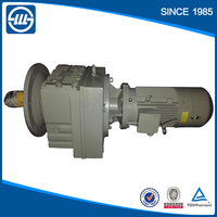 R helical forward reverse gearbox for washing machine