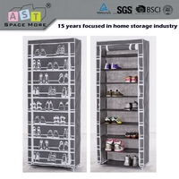 Quality primacy low cost durable shoe rack cabinet