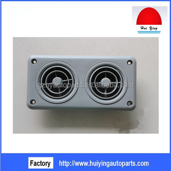 bus air conditioning diffuser vent wind outlet for Coaster