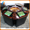 12 months Warranty casino roulette table machine electronic roulette wheel