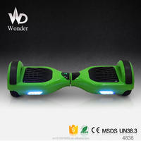 hottest kids & adult two wheel self balancing electric scooter odometer