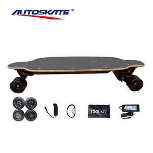 Manufacturer sport cheap wireless remote control electric skateboard 3c5d10372c4