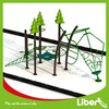 Liben Hot Sale Used Outdoor Climbing Structure for Children LE.X9.503.172.01