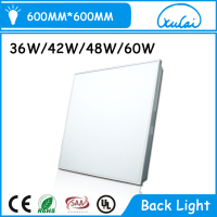 Quality Frameless Ra>80 back light led flat panel lighting