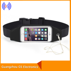Waterproof Phone Bags Sport Waist Pounch Mobile Phone Bags for iphone