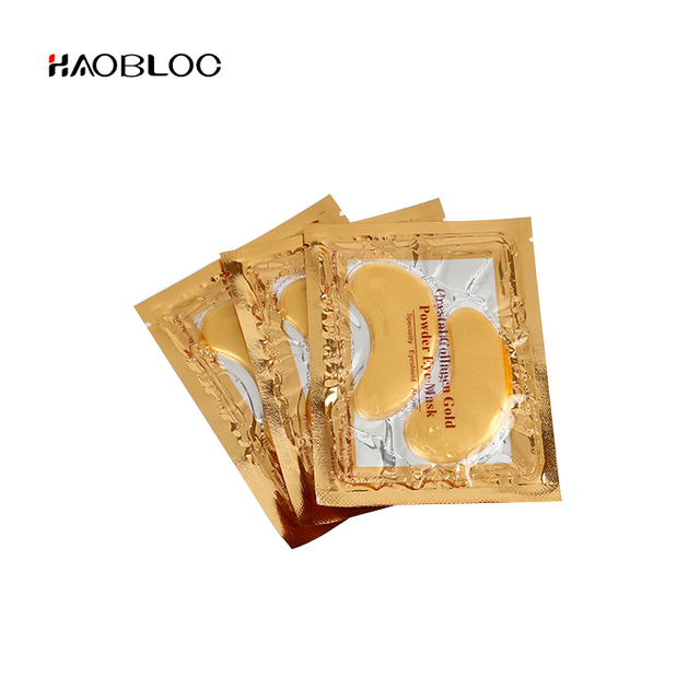 Anti-aging Hydrating Gold Mask Collagen Gel Crystal Eye Patch