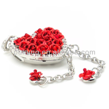 Jewelry USB flash drive heart usb flash disk memory disk High quality