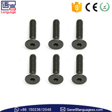 Manufacturer supply Low Profile Screw, wholesale various hardware accessory