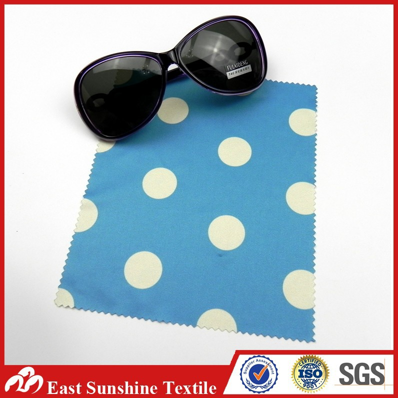 Micro Fiber Eyeglass Cleaning Cloth Lens Cleaners
