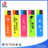 New design hot product excellent quality AS plastic lighter multipurpose lighter