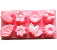 8 Hole Party Supplies Homemade Mooncake Mold