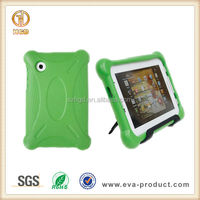 New design!! various colors rugged heavy duty shockproof 7 kids tablet case