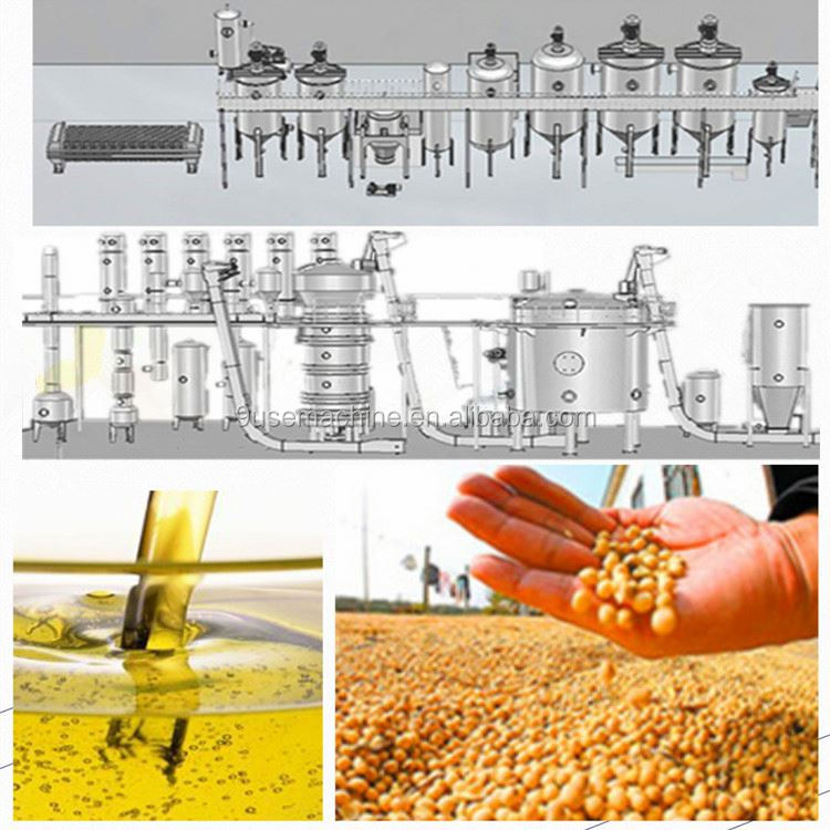 Stainless Steel oil extraction equipment/supercritical co2 oil extraction plant/High quality soybean oil production line