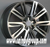 HOT sale 4x4 wheels/rims car alloy wheel rims F1029