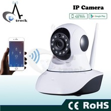 Hot security camera with SD card slot cctv baby monitor 720P Cloud WiFi IP Camera