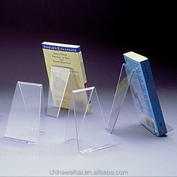 Acrylic Display Book