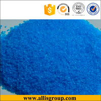 ISO/BV Wholesale High Quality Pentahydrate Bluestone Copper Sulfate