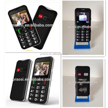 GSM senior old man cell phone Mobile phones with FM SOS big button