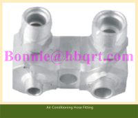 auto air conditioning pipe fittings/Aluminium fittings