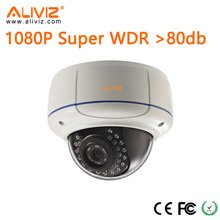 H.265 Super WDR new module 2015 HD1080P ip camera