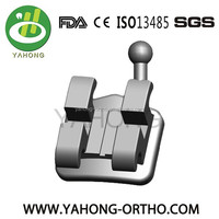 metal bracket dental equipment in china with CE,ISO,FDA
