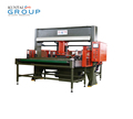eva Hydraulic Travel Head Clicking Press Die Cutting Machine for Slippers