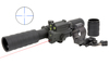 3-9*23EL Optical Hunting Rifle Scope with scope mount GZ1-0023