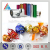 36 mic Color Coated Metalized PET Twist Film