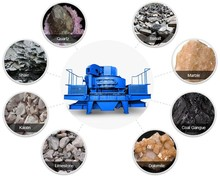 High Quality Small Cobble Stone Artificial Sand Making Machine For Building
