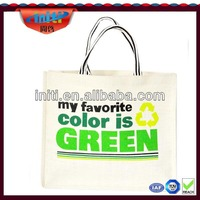 jute bag/ 2014 quality cheap tote bag made in china jute bag