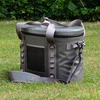 100% Airtight waterproof Portable Cooler lunch bag