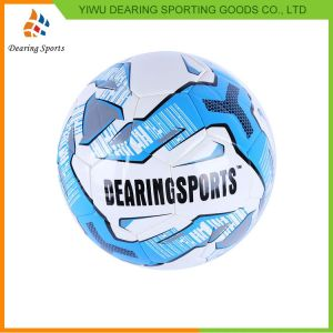 PU TPU PVC Material tpu leather size 5 football soccer ball d6508b15e01f6