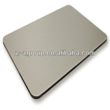 Sliver and Gold Brush 3mm ACP Aluminum Composite Panel Made in China