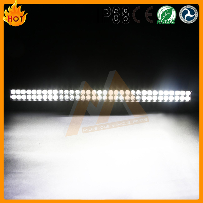 2016 Guangzhou factory 30inch 198w rigid led fog light bar