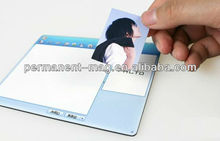 magnetic board with pen / promotional magnetic message board / fridge magnets