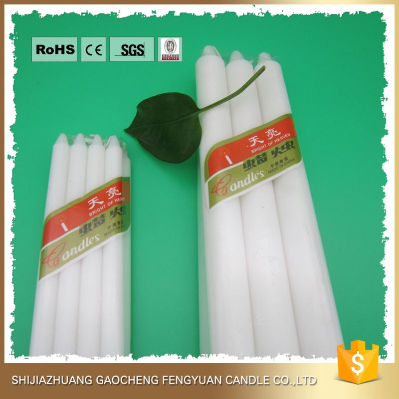 7 day home lighting screened religious white plain candles