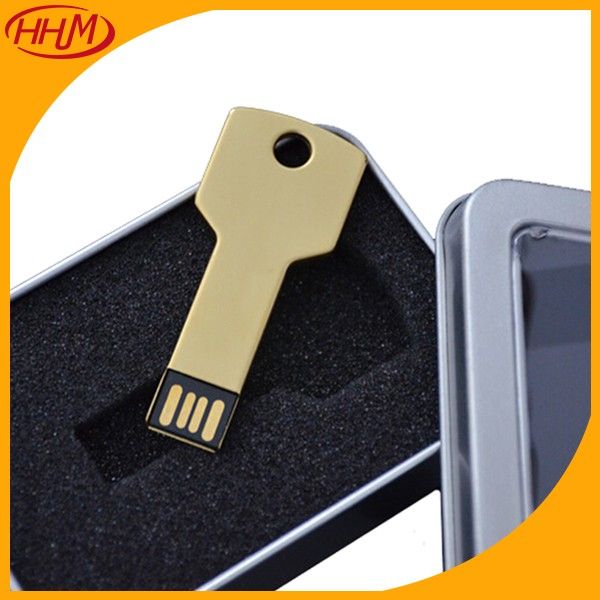 Free logo <strong>Metal</strong> Key USB flash drive Key Pen drive 2GB 4GB 8GB 16GB 32GB