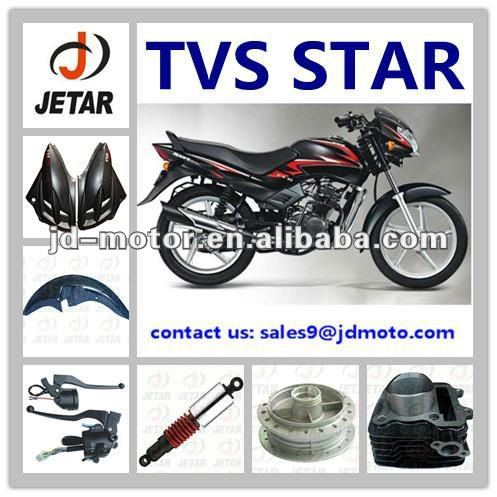 spare parts for India TVS