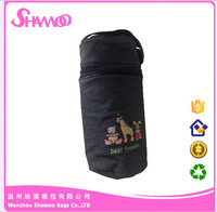 promotional and 600D polyester mini bottle thernal cooler bag
