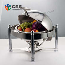 stainless steel chafing dishes for catering equipment