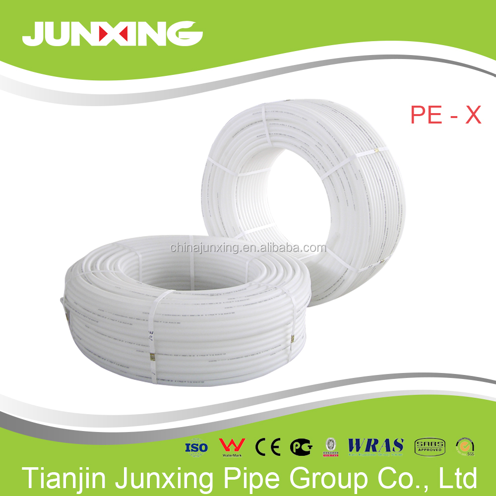 ISO15875 DN16-32mm water floor heating system PEX a pipe